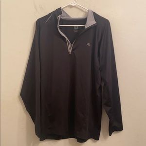 Champion Black Jacket